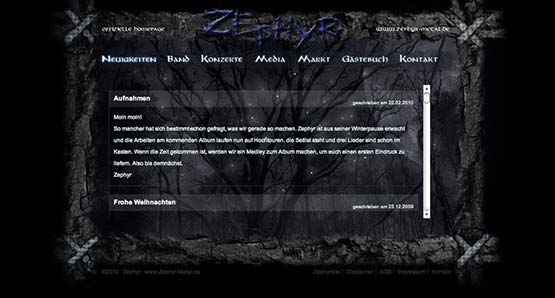 Zephyr-Metal